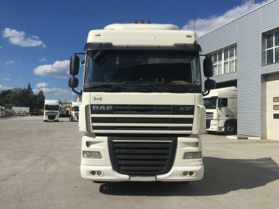 DAF FT XF 105 SSC